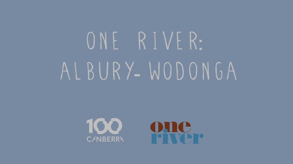 One River Albury/Wodonga