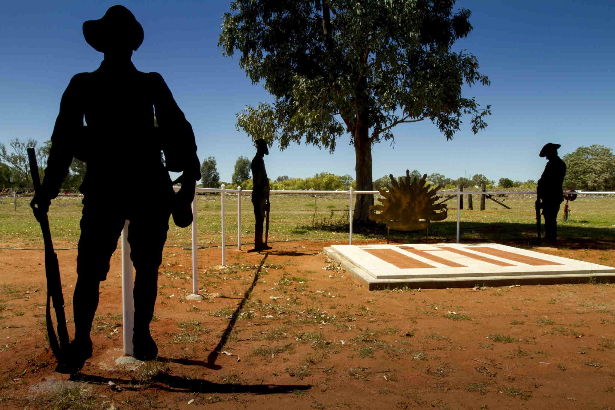 War Memorial Wyandra