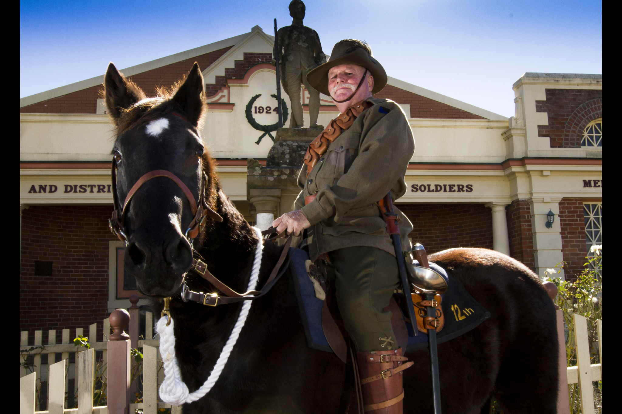 Light Horse Re-enactment, Tenterfield NSW