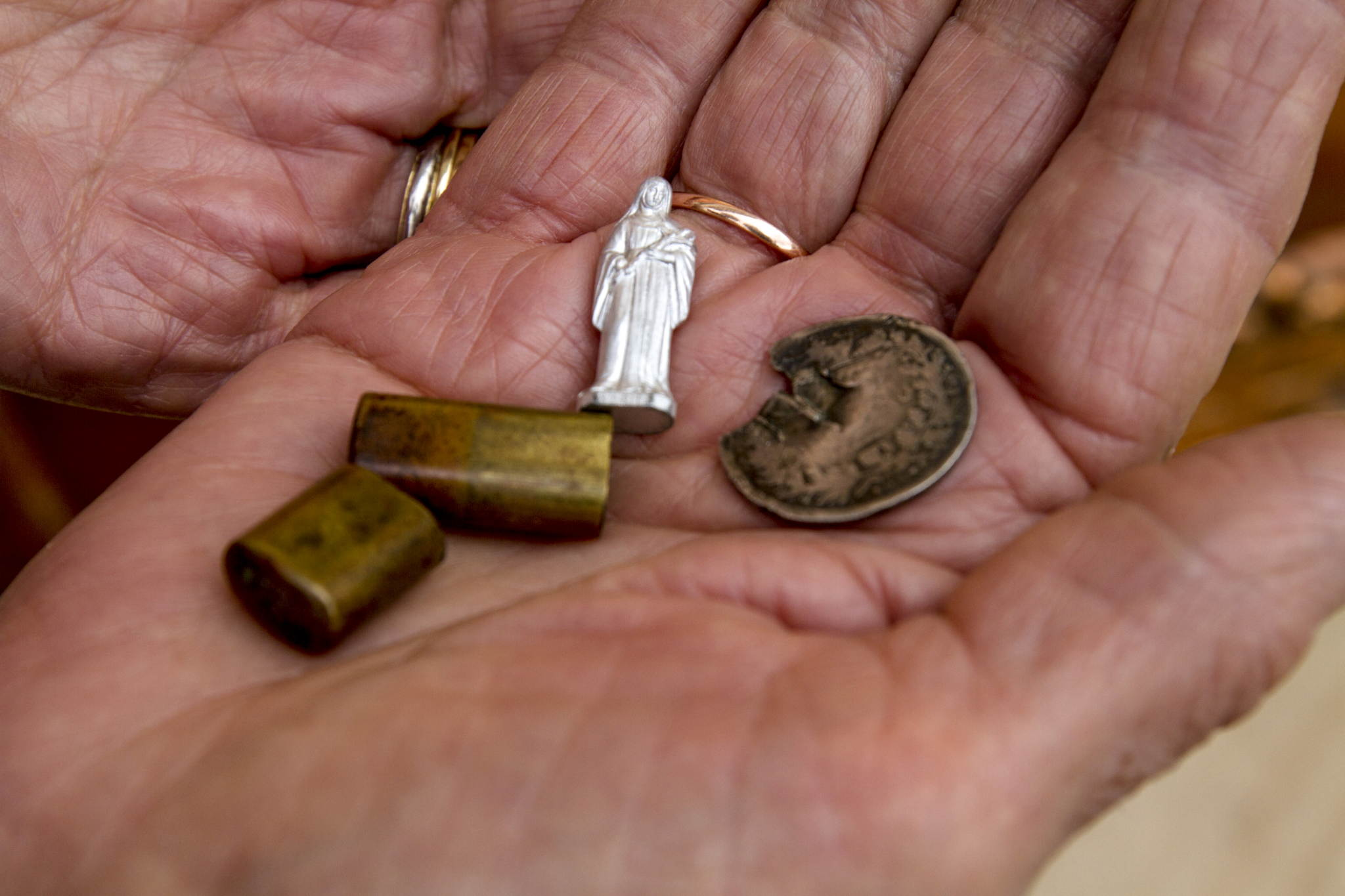 War Memorial Warra: Items from Private Herbert Walter Francis.