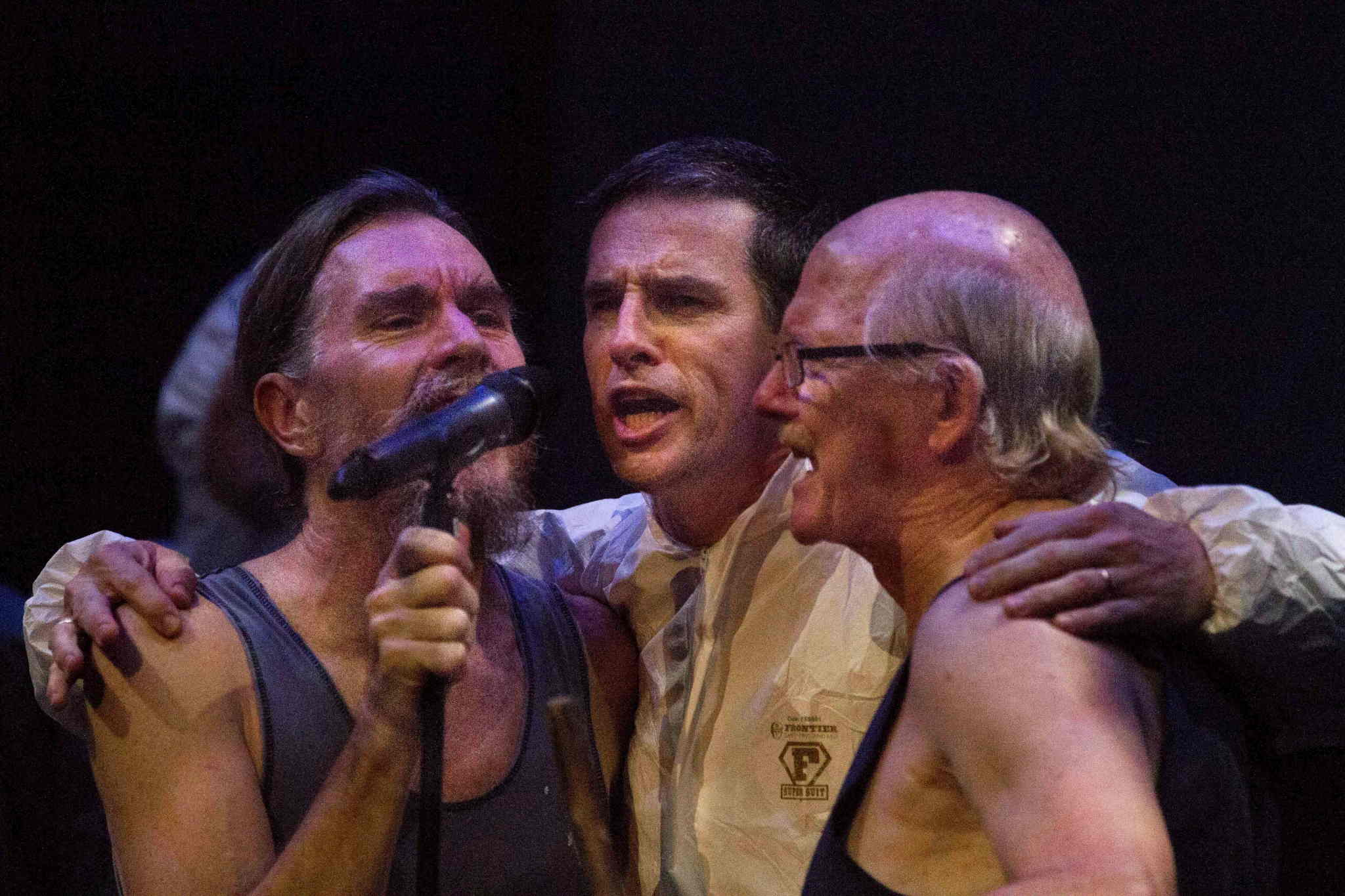 DUST Brisbane Performance 24 Nov 2013